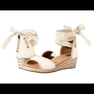 🆕UGG WOMENS AMELL WEDGE SANDAL (Sz 6.5)